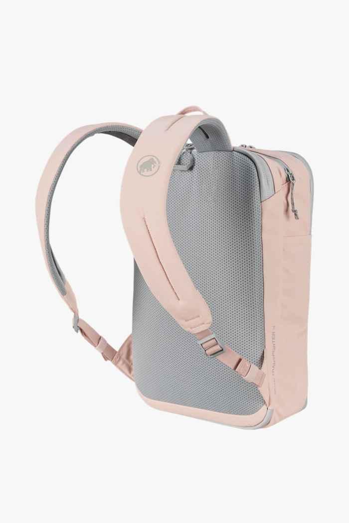 Mammut Seon Transporter 15 L sac à dos Couleur Rose 2