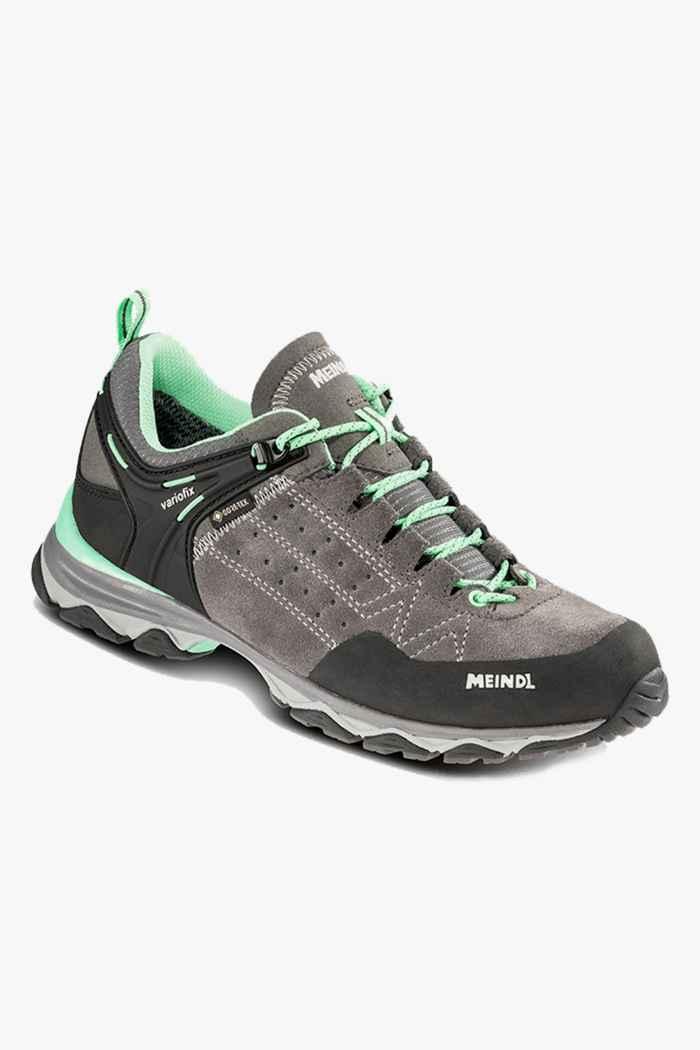 Meindl Ontario Gore-Tex® chaussures de trekking femmes Couleur Gris 1