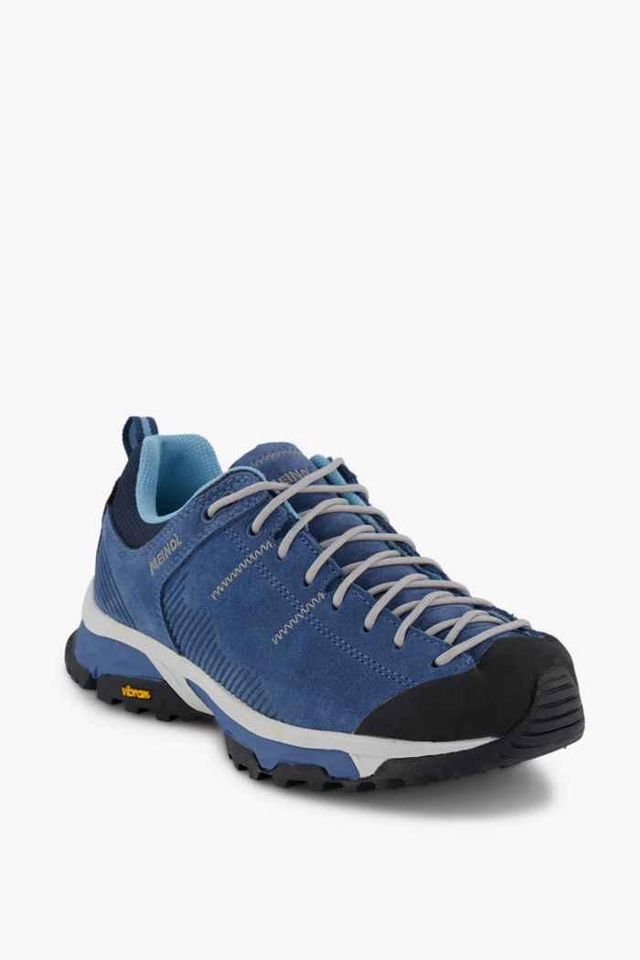 Meindl Texas 3000 chaussures de trekking femmes Couleur Bleu 1