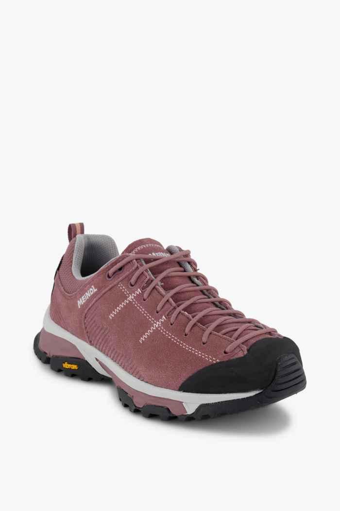 Meindl Texas 3000 chaussures de trekking femmes Couleur Rose 1