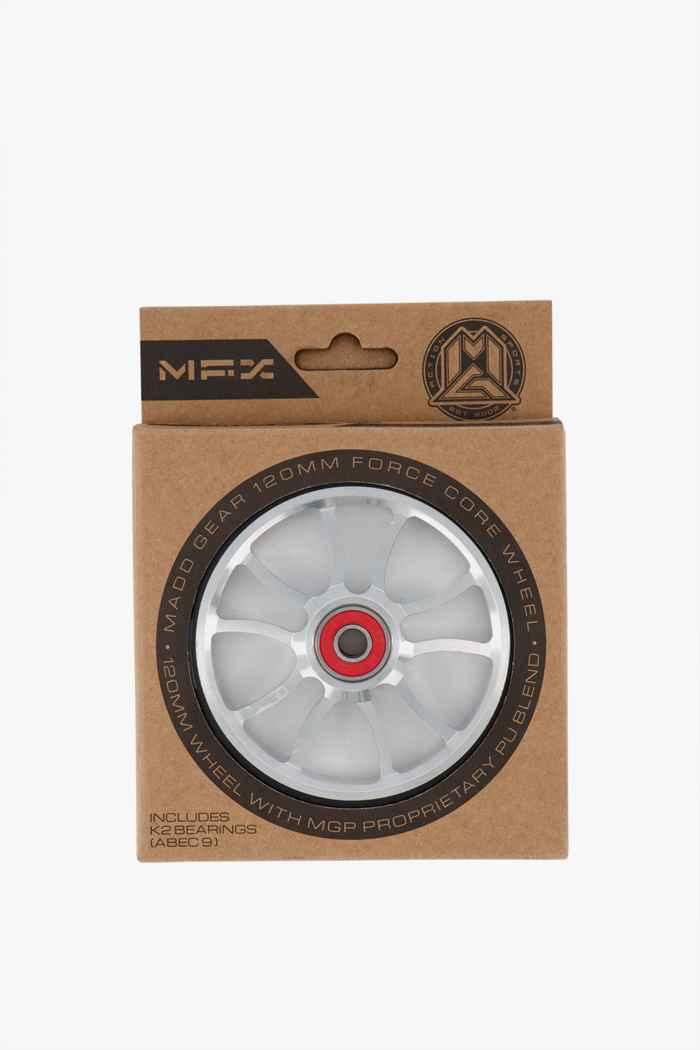 MGP 120 mm Shredder roulettes de rollers 2