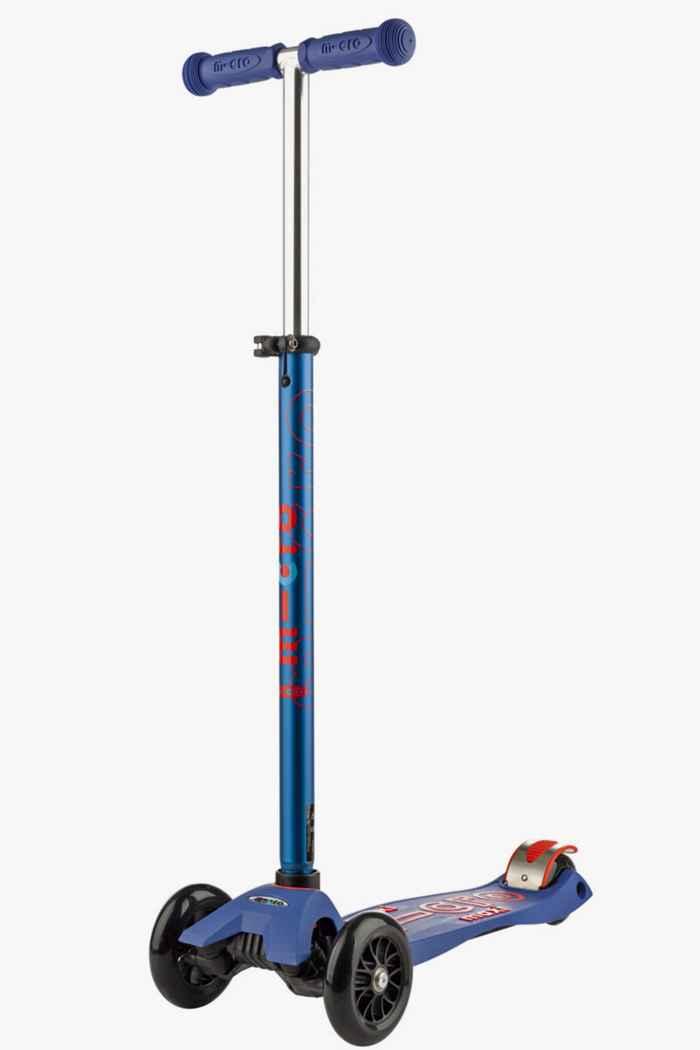 Micro Maxi Deluxe trottinette enfants Couleur Bleu 2