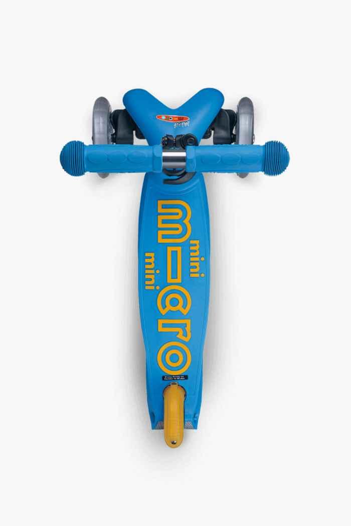 Micro Mini Deluxe trottinette Couleur Bleu 2