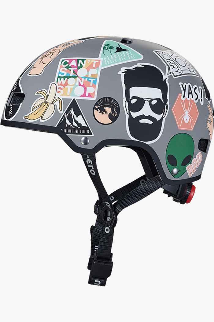 Micro Sticker casque de skate 1