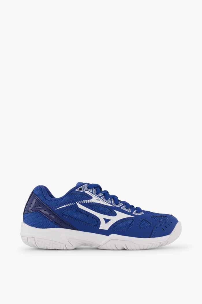 Mizuno Cyclone Speed 2 chaussures de salle enfants Couleur Bleu 2