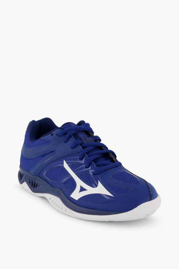 Mizuno Lightning Star Z5 chaussures de salle enfants Couleur Bleu 1