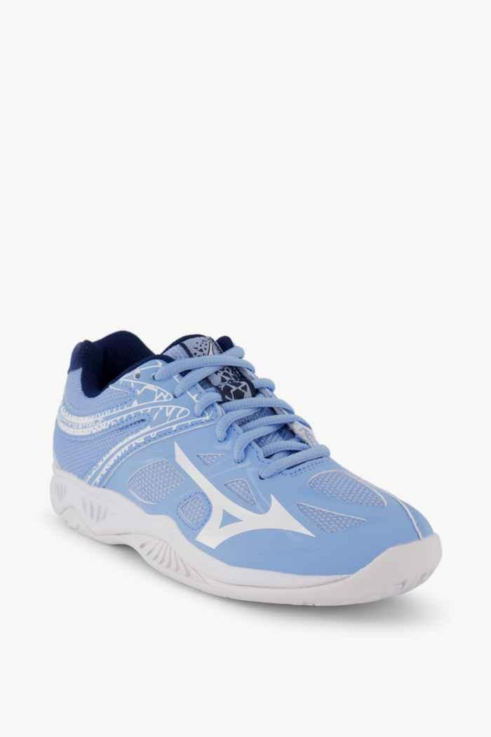 Mizuno Lightning Star Z5 chaussures de salle enfants Couleur Bleu clair 1