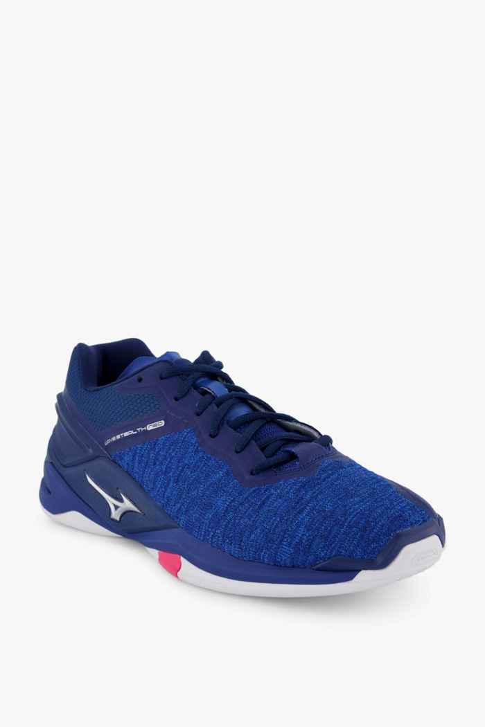 Mizuno Wave Stealth Neo Tokyo chaussures de salle hommes 1
