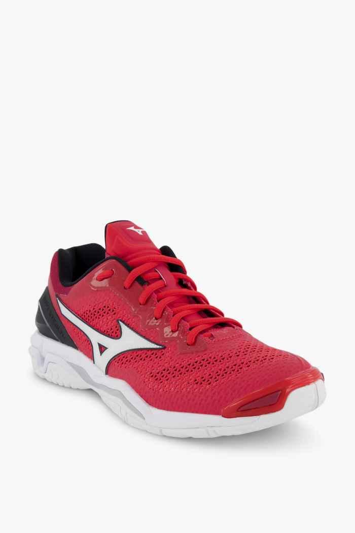 Mizuno Wave Stealth V chaussures de salle hommes 1