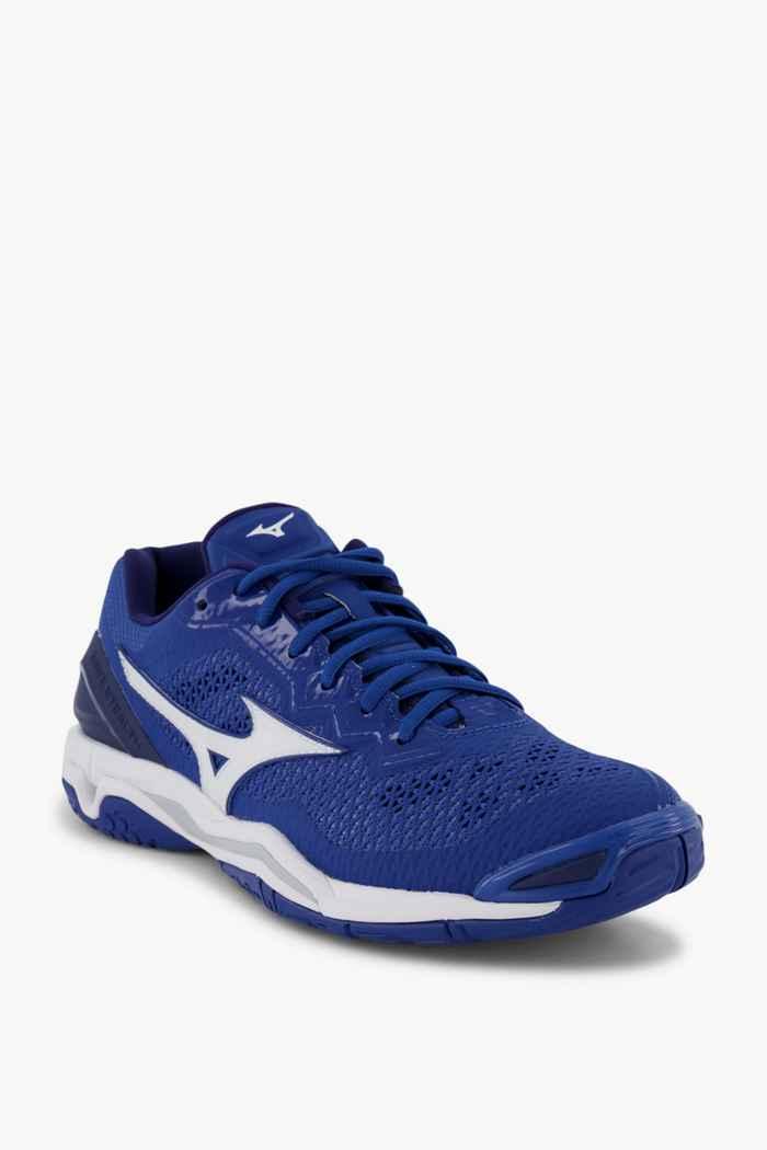 Mizuno Wave Stealth V M/UX chaussures de salle hommes 1