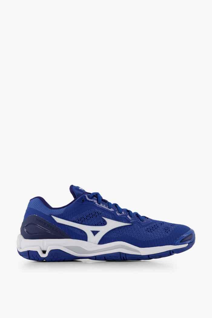 Mizuno Wave Stealth V M/UX chaussures de salle hommes 2