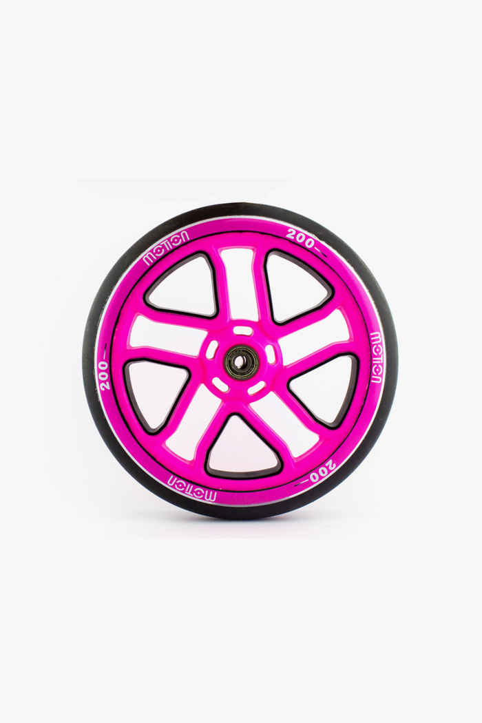 motion 200 mm rotelle Colore Rosa intenso 1