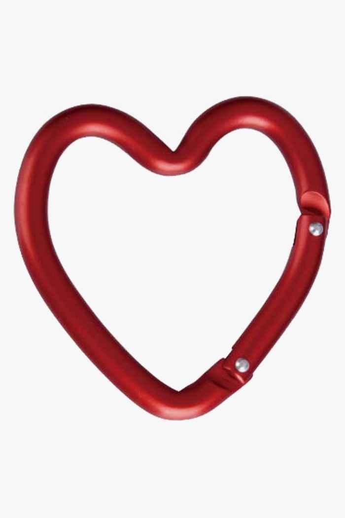 Munkees Coeur mousqueton 1