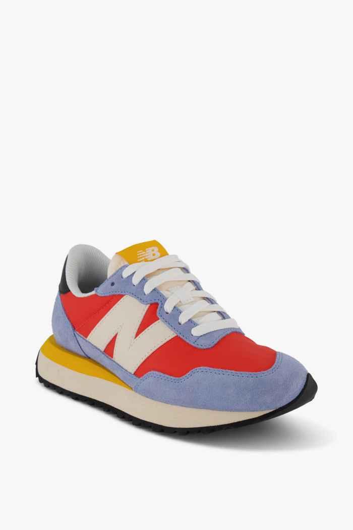 New Balance 237 sneaker femmes Couleur Bleu/rouge 1