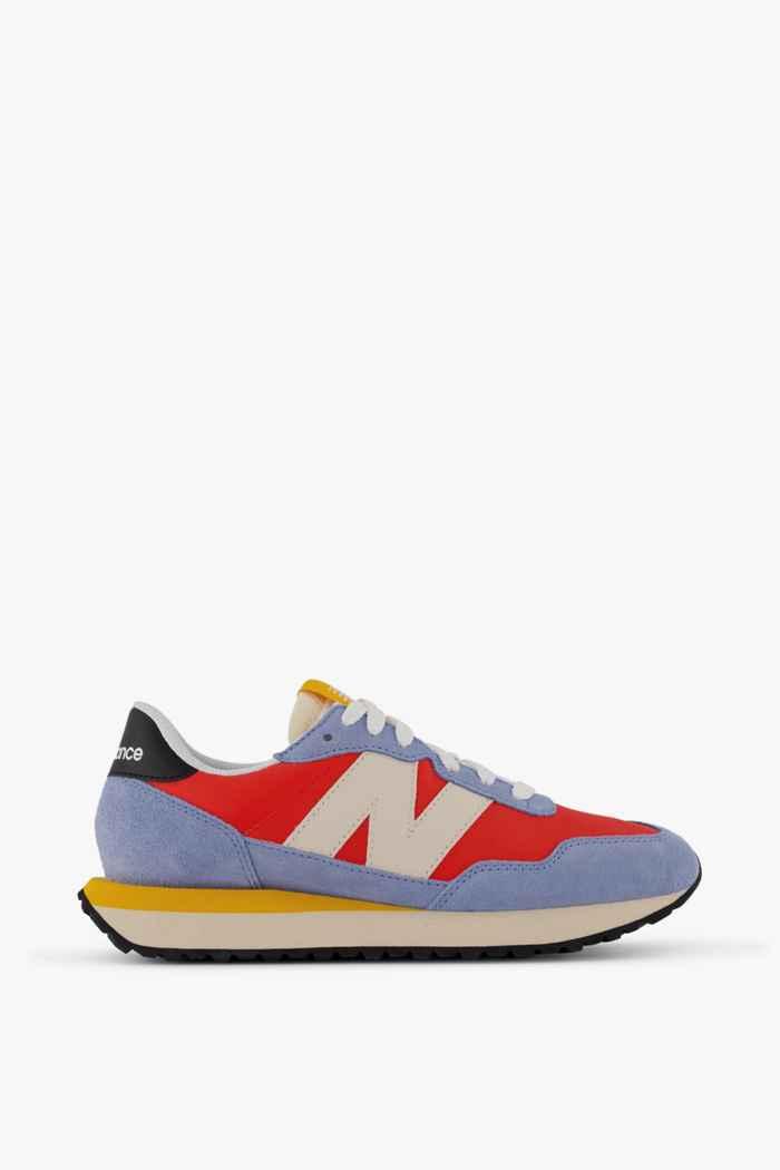 New Balance 237 sneaker femmes Couleur Bleu/rouge 2