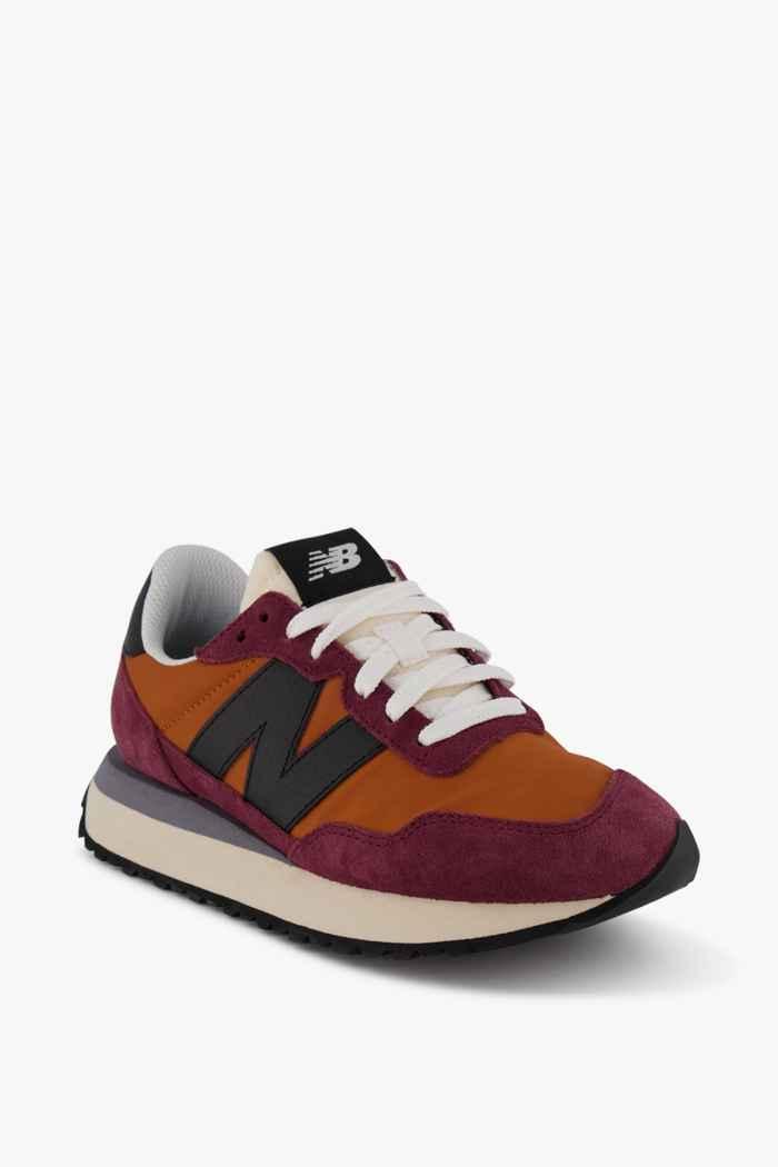New Balance 237 sneaker femmes Couleur Orange 1