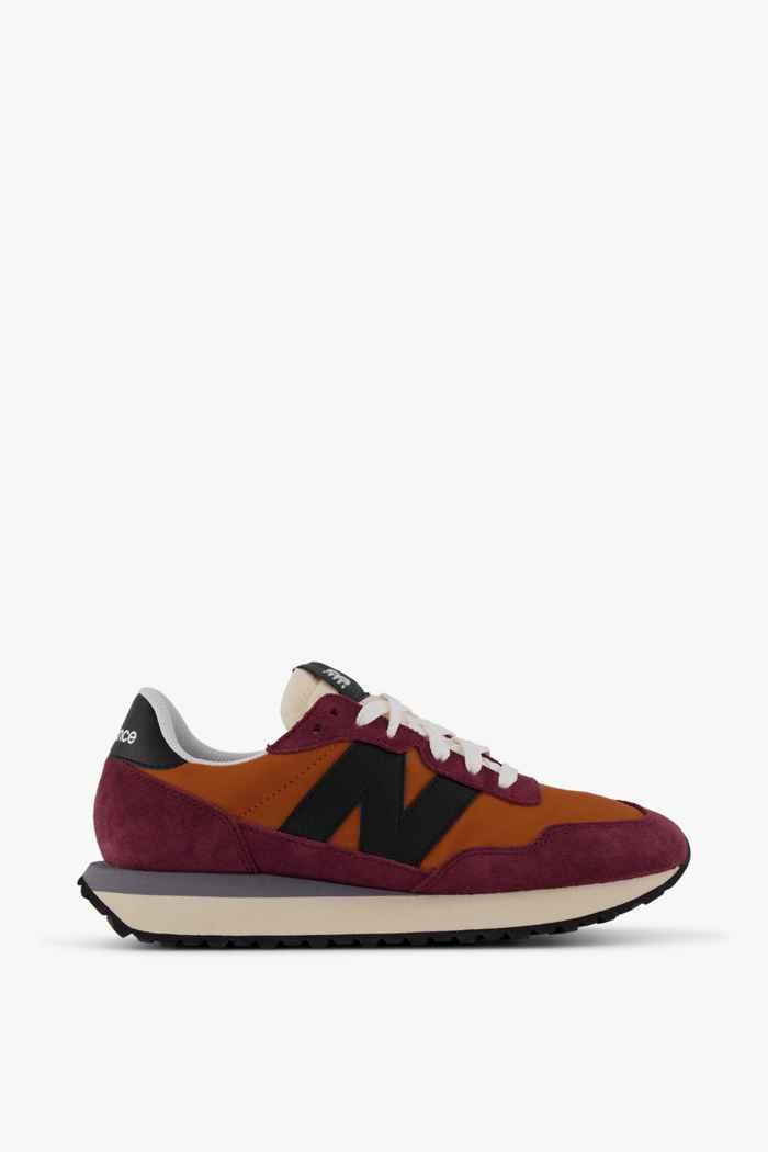 New Balance 237 sneaker femmes Couleur Orange 2