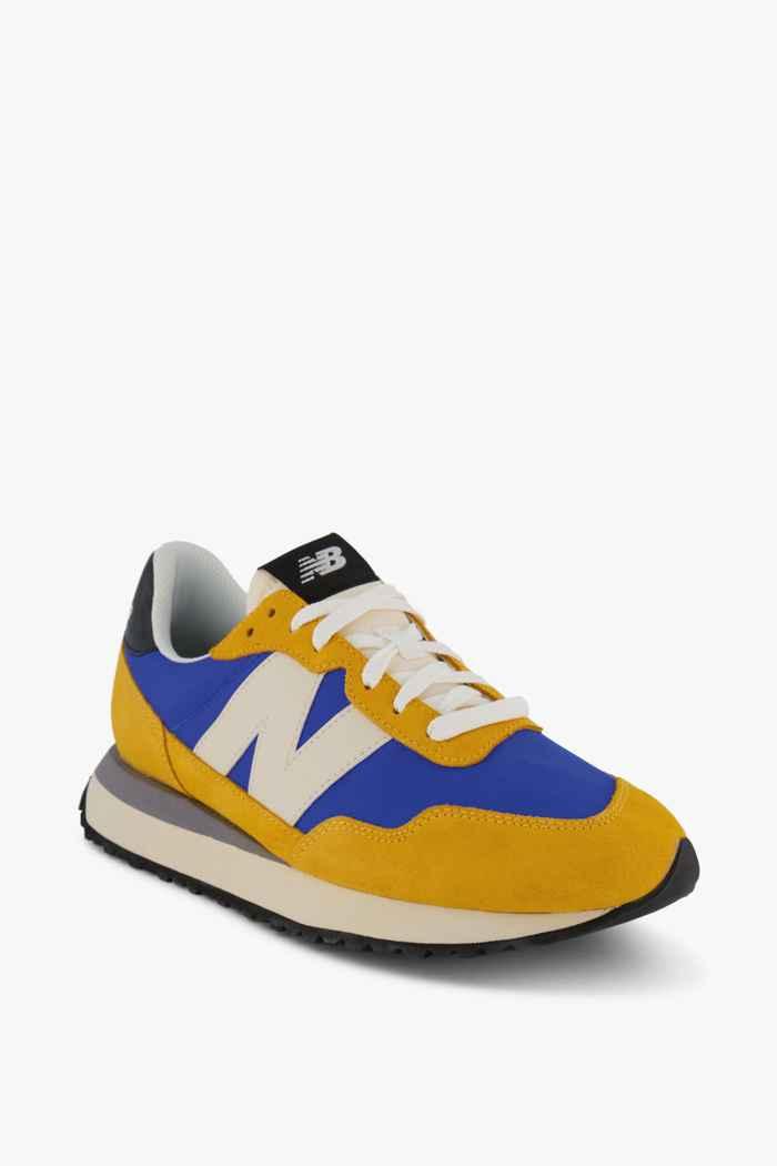 New Balance 237 sneaker hommes Couleur Jaune 1