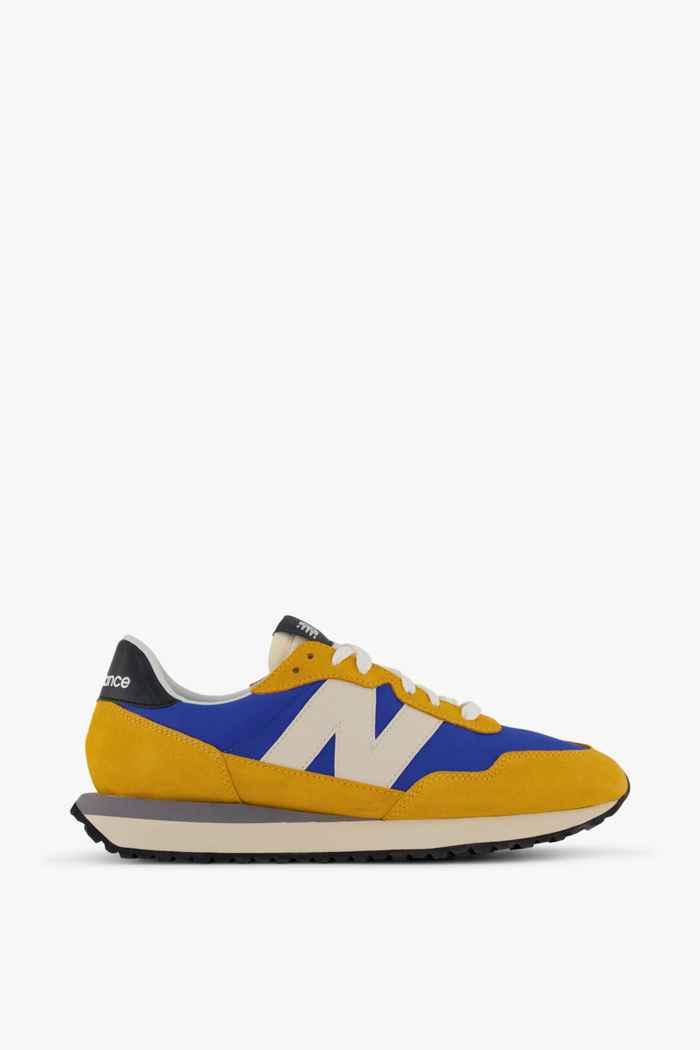 New Balance 237 sneaker hommes Couleur Jaune 2