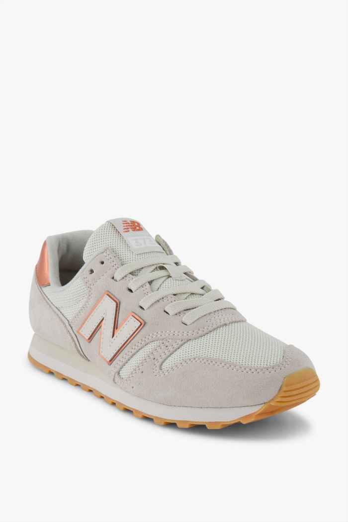 New Balance 373 sneaker femmes Couleur Blanc cassé 1