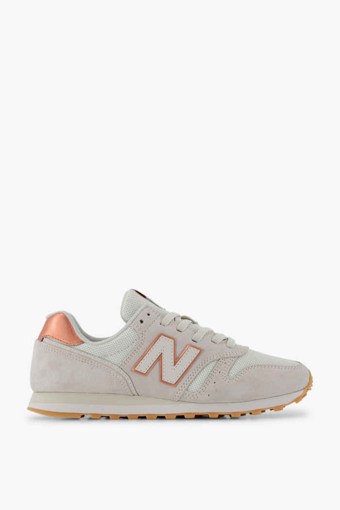 New Balance 373 sneaker femmes Couleur Blanc cassé 2