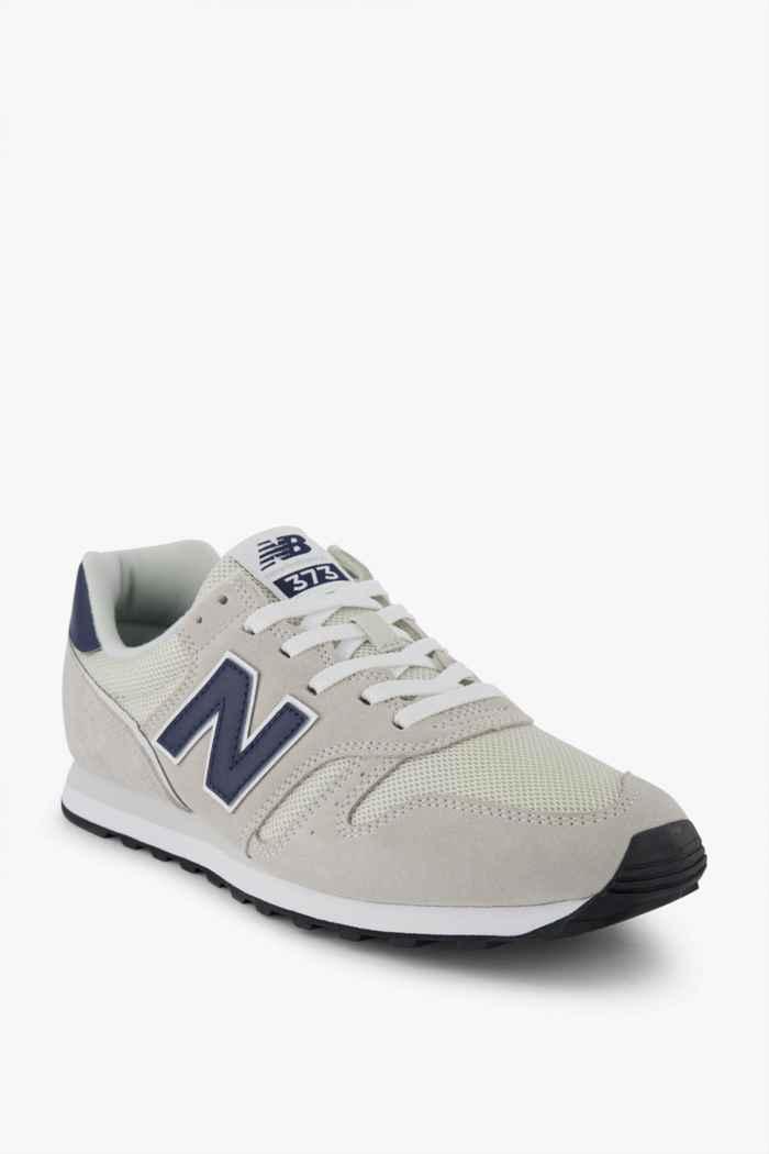 New Balance 373 sneaker hommes Couleur Blanc cassé 1
