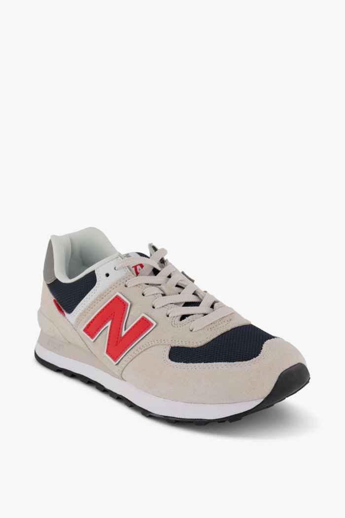 New Balance 574 sneaker hommes Couleur Gris 1