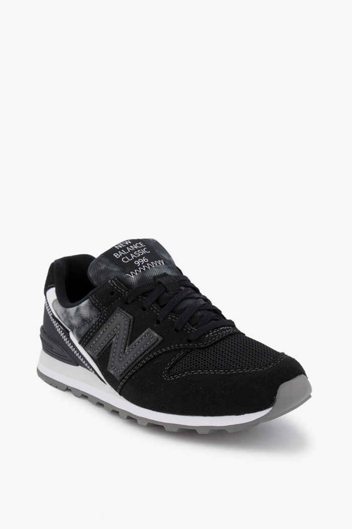 New Balance 996 Damen Sneaker Farbe Schwarz-weiß 1