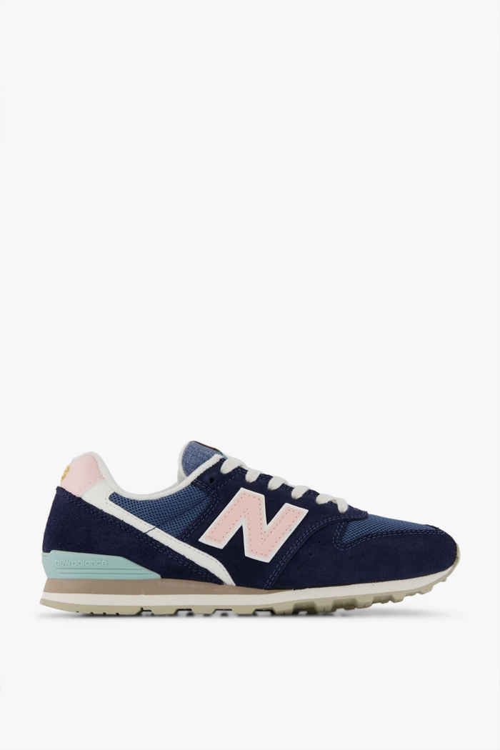 New Balance 996 sneaker donna Colore Blu 2