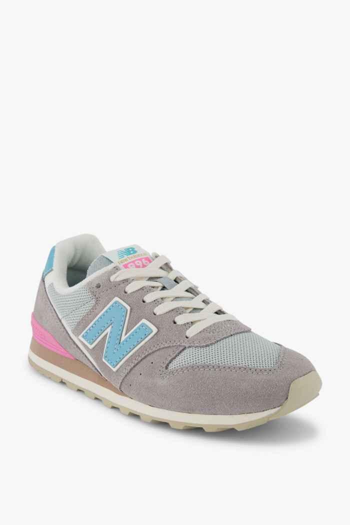 New Balance 996 sneaker donna Colore Grigio 1