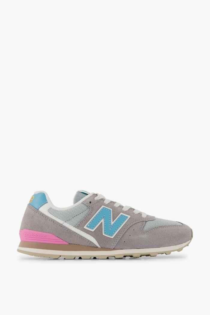 New Balance 996 sneaker donna Colore Grigio 2