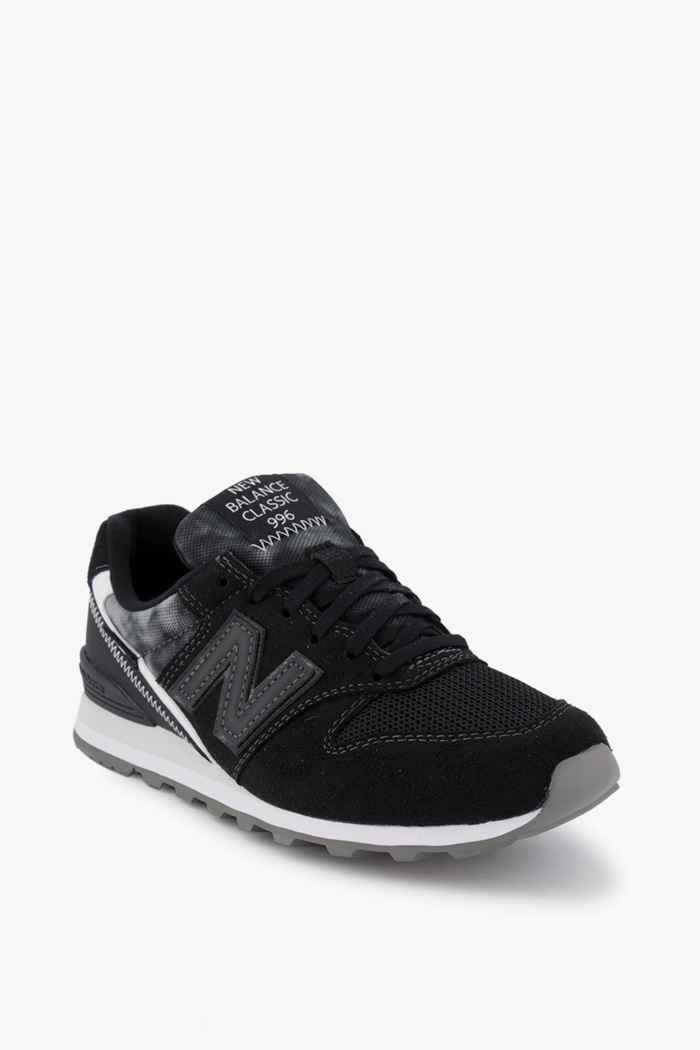 New Balance 996 sneaker femmes Couleur Noir-blanc 1
