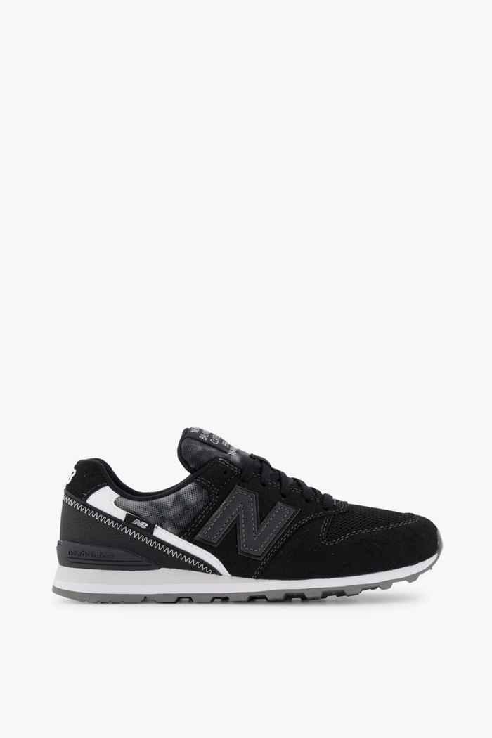 New Balance 996 sneaker femmes Couleur Noir-blanc 2