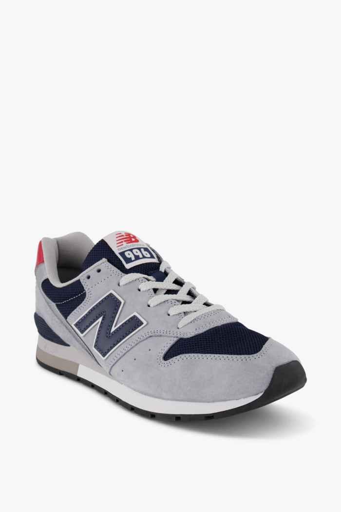 New Balance 996 sneaker hommes Couleur Gris 1