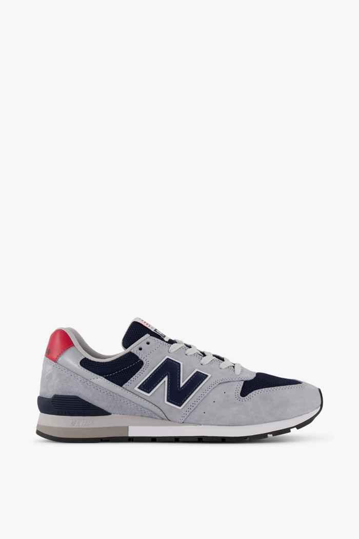New Balance 996 sneaker uomo Colore Grigio 2