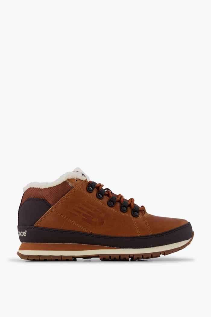 Compra H754 scarpa invernale uomo New Balance in marrone ...