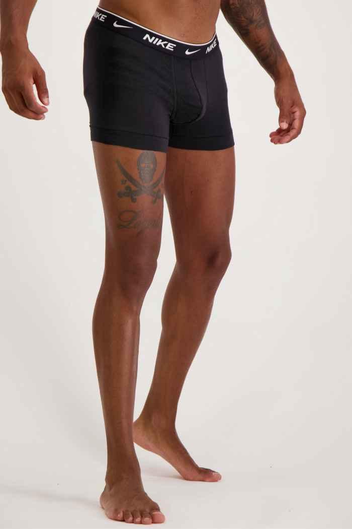 Nike 2-Pack E-Day Herren Boxershort Farbe Schwarz 1