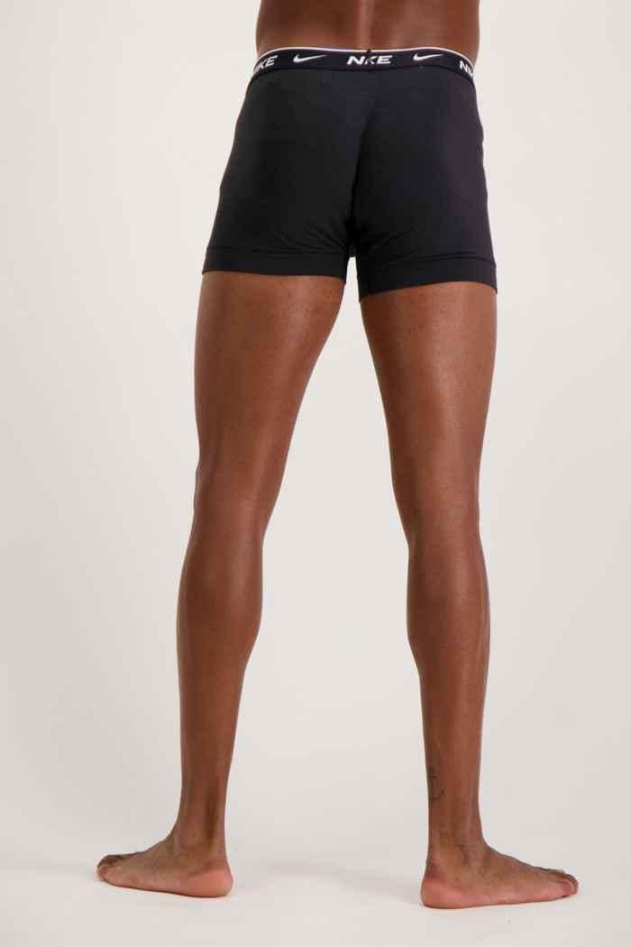 Nike 2-Pack E-Day Herren Boxershort Farbe Schwarz 2