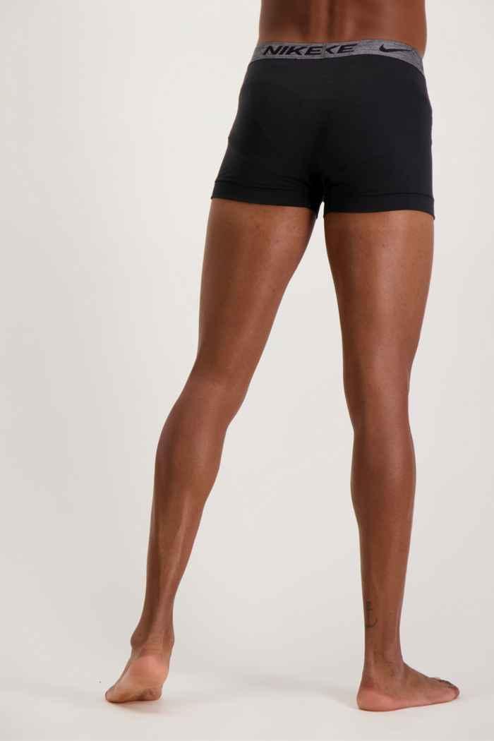 Nike 2-Pack Reluxe Herren Boxershort Farbe Schwarz 2