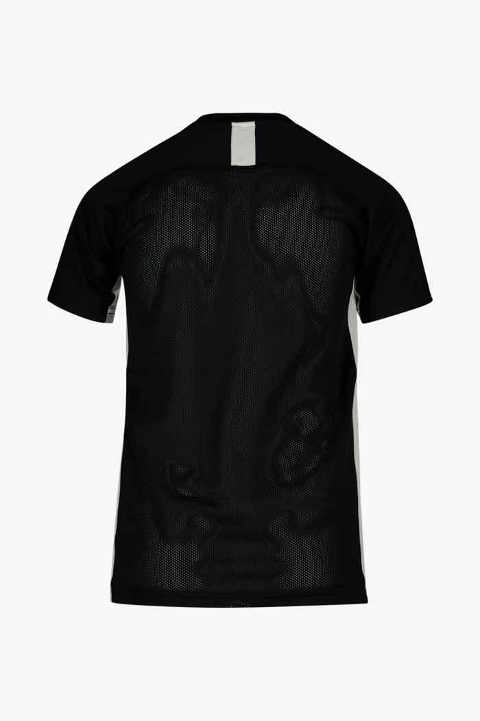 Nike Academy Kinder T-Shirt Farbe Schwarz-weiß 2