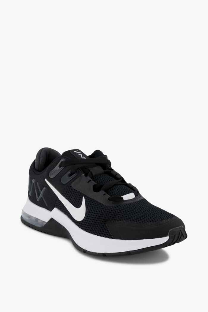 Nike Air Max Alpha Trainer 4 chaussures de fitness hommes Couleur Noir-blanc 1