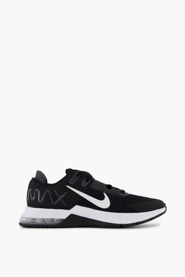 Nike Air Max Alpha Trainer 4 chaussures de fitness hommes Couleur Noir-blanc 2