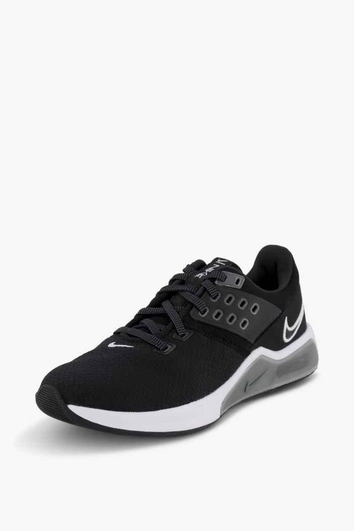 Nike Air Max Bella 4 chaussures de fitness femmes Couleur Noir-blanc 1