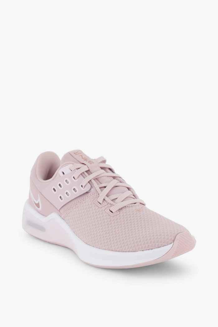 Nike Air Max Bella 4 chaussures de fitness femmes Couleur Violet 1