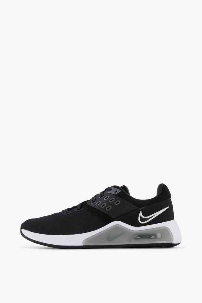 Nike Air Max Bella 4 scarpa da fitness donna Colore Nero-bianco 2