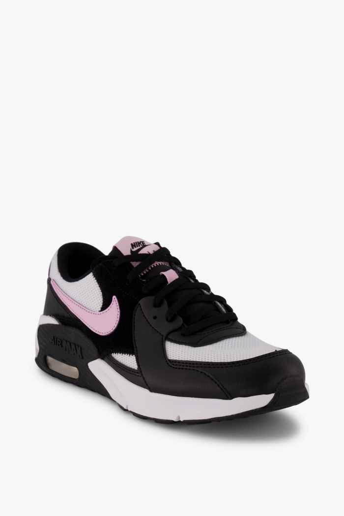 Nike Air Max Excee sneaker bambina Colore Nero-bianco 1