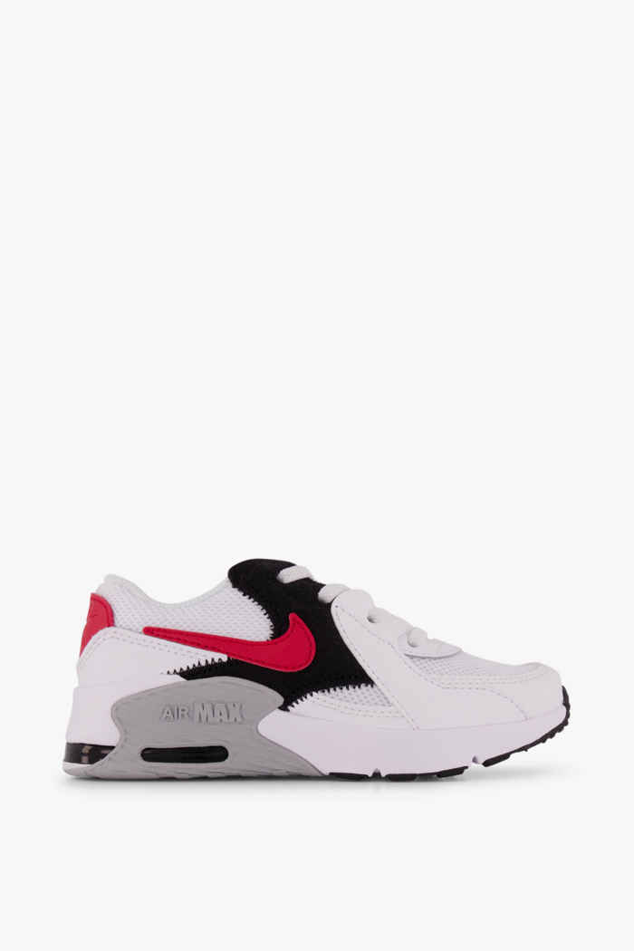 Nike Air max Excee sneaker bambini Colore Nero-bianco 2