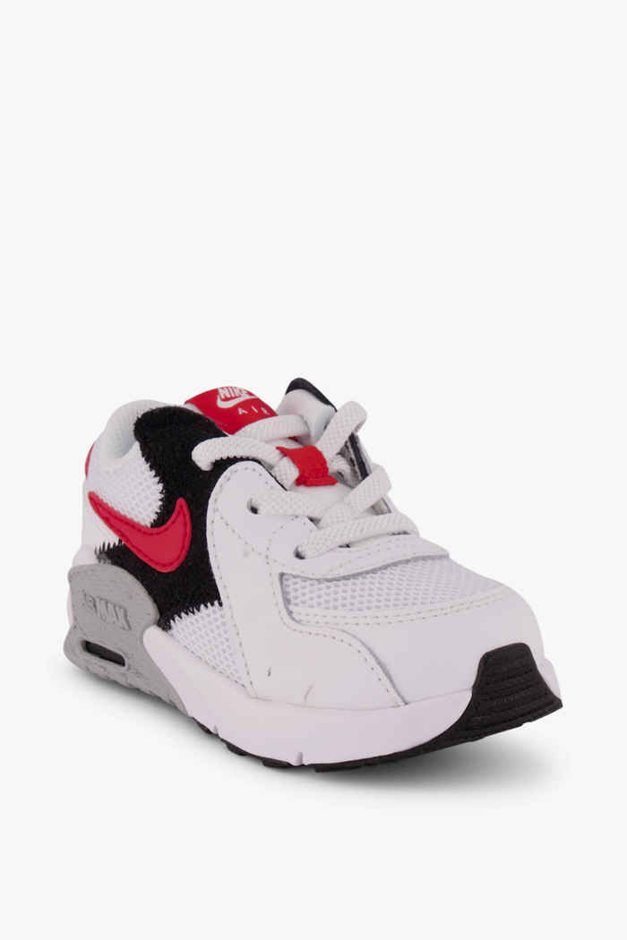 Nike Air Max Excee sneaker bimbo Colore Nero-bianco 1