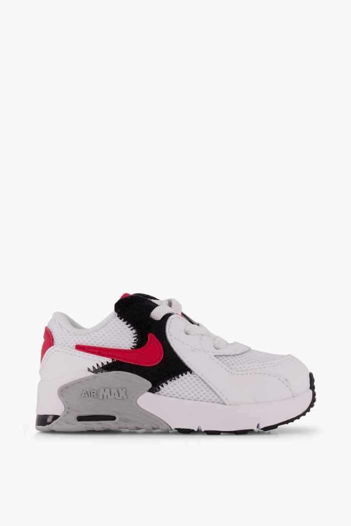 Nike Air Max Excee sneaker bimbo Colore Nero-bianco 2