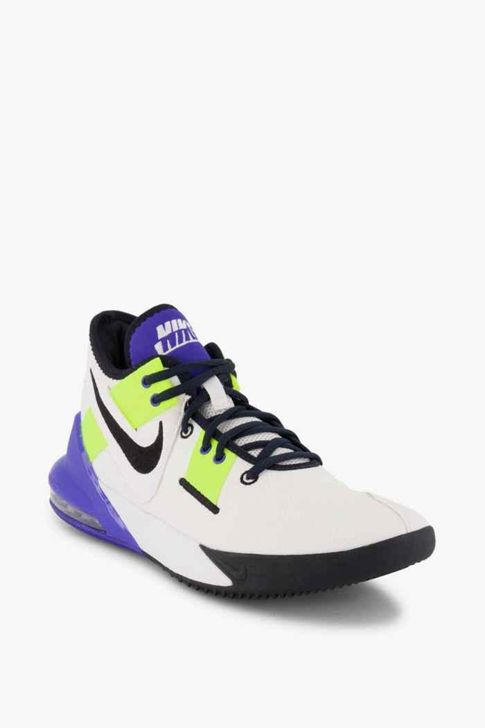 Nike Air Max Impact 2 Herren Basketballschuh Farbe Schwarz-weiß 1